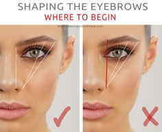 Continuing on from part 1 of the eyebrow series HERE, where we discussed the importance of eyebrows in framing and enhancing the face and features, today's post is all about tips and pointers to keep in mind when shaping the eyebrows. Note: apply and customise these tips to achieve what you feel is the right look for you …