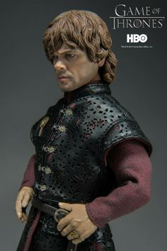 """Game of Thrones Tyrion Lannister goes up for pre-order on May 26th, 9:00AM Hong Kong time at www.threezerostore.com Some info on our pre-orders: we charge full amount upfront, give estimated shipping date, manufacture and ship it. 22cm (8.7"""") tall collectible costs: 130USD/990HKD with worldwide shipping included. Please check our Facebook page: www.facebook.com/threezeroHK for additional photos and info. #threezero #HBO #GameofThrones #GOT #collectible #toys"""