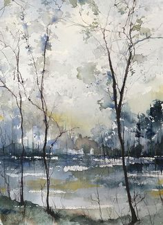 Aquarell Aquarell The post Aquarell appeared first on Bestes Soziales Teilen. Watercolor Landscape Paintings, Watercolor Trees, Easy Watercolor, Watercolor Artists, Abstract Watercolor, Abstract Landscape, Bird Paintings, Indian Paintings, Watercolor Portraits