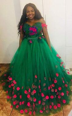 Wedding Shweshwe Dresses for 2019 ShweShwe 1 African Lace Dresses, Latest African Fashion Dresses, African Inspired Fashion, African Print Fashion, African Prints, African Print Wedding Dress, African Wedding Attire, African Attire, African Wear