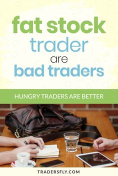 Trading Mindset - What are fat stock traders and why are they bad traders? Check this out! Feeling Sick, How Are You Feeling, Stock Market Basics, Stock Trader, Stock Charts, Investing In Stocks, Bad Relationship, Do It Anyway, Technical Analysis