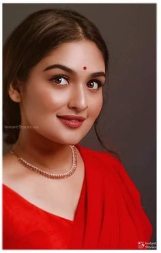 Prayaga Martin Latest Hot Photoshoot Photos/Wallpapers in Red / Yellow Saree Beautiful Girl Indian, Beautiful Girl Image, Beautiful Saree, Beautiful Indian Actress, Beautiful People, Beautiful Women, Beauty Full Girl, Beauty Women, Prayaga Martin
