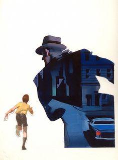 Ferenc Pinter :Cover, in Claudio B's Ferenc Pinter Comic Art Gallery Room Art And Illustration, Illustrations, Comic Kunst, Comic Art, Inspiration Art, Art Inspo, Art Graphique, Pulp Art, Art Design