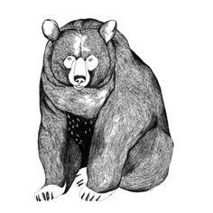 Bear by Diana Hope