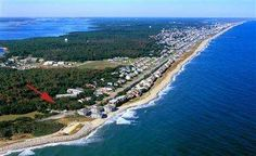 Kure Beach, North Carolina is located minutes from Wilmington, NC. It is an island that offers one of the best places to visit (or live) on the East Coast.