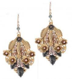 MIRIAM HASKELL Cluny Grey Jewelry http://www.clunygreyjewelry.com