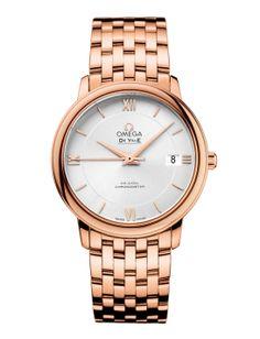 Omega montre De Ville Prestige http://www.vogue.fr/joaillerie/shopping/diaporama/montres-or-rose-ete/19075/image/1007169#!omega-montre-de-ville-prestige