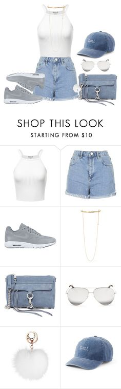 """All JEANS"" by trmaisa ❤ liked on Polyvore featuring Topshop, NIKE, STELLA McCARTNEY, Rebecca Minkoff, Victoria Beckham and SO"