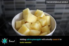 #food #pineapple #facts