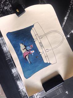 ARTBÚRO | Hermès #artburo #theiconbag #iconbag #alisakovtunova #artburoalisakovtunova