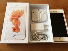 Apple Apróhirdetések - ELADÓ iPhone 6S. 64GB Apple iPhone 6S Rose Gold Telekom függő