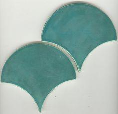Ceramic Tiles - Fish Scale - 71702