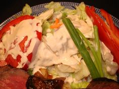 Shogun Japanese Salad Dressing make w homemade mayo Seared Salmon Recipes, Pan Fried Salmon, Pan Seared Salmon, Ginger Salad Dressings, Salad Dressing Recipes, Japanese Salad Dressings, Ginger Salad Dressing Japanese, Japanese Ginger Sauce, Salads