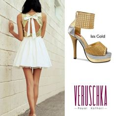 want. the dress and the heels!