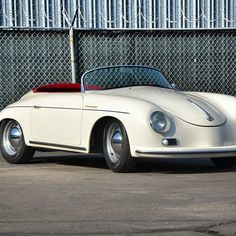 Classic Porsche 356 Speedster - Carrera CoachWerks' photos on Flickr.
