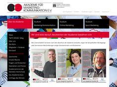 Die Akademie für Marketing-Kommunikation in Frankfurt zeigt erfolgreiche Absolventen auf ihrer Website – die beiden Heldenhelfer Katharina Grau und Andreas Pfeifer  sind dabei … www.akademie-frankfurt.de