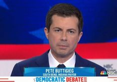 Democratic Debate: Pete Buttigieg Calls Out Religious 'Hypocrisy' For Kids in Cages First Presidential Debate, Presidential Candidates, Right To Choose, National Convention, South Bend, Nbc News, Republican Party, Democratic Party, Atheist