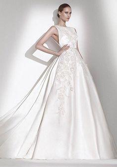 Elie by Elie Saab for Pronovias ALDABRA Wedding Dress - The Knot