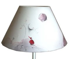 My Dreams available lampshade orogonal painting. For kids room, bedroom or lounge. Creation Homes, Fabric Garland, Watercolor Canvas, Lampshades, Kids Room, Pastel, Cushions, Lounge, Dreams