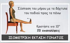 ΠΟΝΟΣ-ΓΟΝΑΤΟ-ΙΣΟΜΕΤΡΙΚΗ-ΕΚΤΑΣΗ