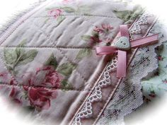 Heart and lace towel. | Flickr - Photo Sharing!