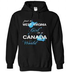 WorldBlue West Virginia-Canada Girl