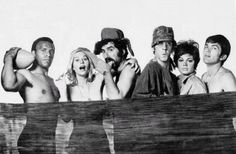 Cast of M.A.S.H Film
