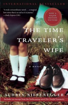 The Time Traveler's Wife by Audrey Niffenegger. I thought this was a good love story of a couple in very usual circumstances. Well thought out and well written.