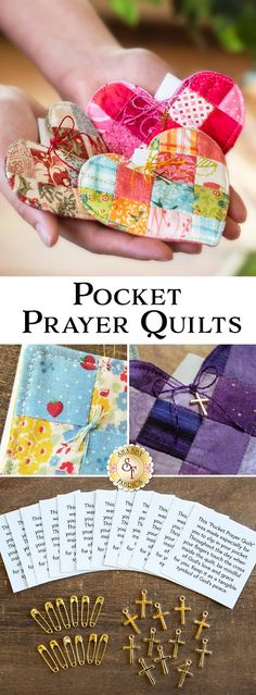 Small Sewing Projects, Sewing Projects For Beginners, Sewing Crafts, Crafts To Sew, Crafts With Fabric, Small Quilt Projects, Scrap Fabric Projects, Sewing Art, Quilting For Beginners