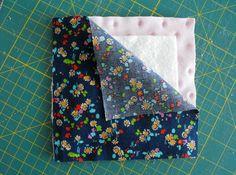 Layering Fabric and Batting