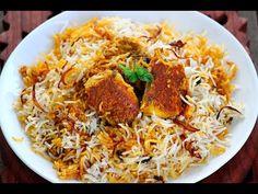 Fish Biryani -how to prepare Fish dum biryani at home - Foodvedam