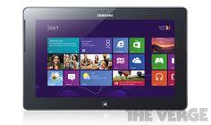 Samsung ATIV Tab #Windows 8