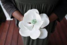 The Cakerator: The Gumpaste Magnolia Tutorial Part 3: Assembling