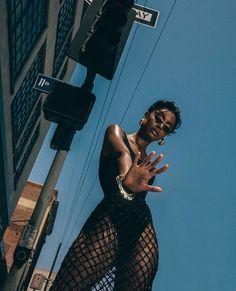 Rooftop Photoshoot, Glam Photoshoot, Photoshoot Concept, Photoshoot Themes, Photoshoot Inspiration, Black Photography, Photography Poses, Fashion Photography, Black Girl Art