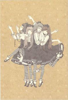 Imai Kira illustration