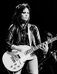 Joan Jett and The Runaways 1977