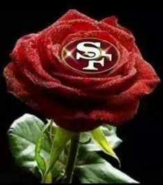 49ers Images, 49ers Pictures, Nfl 49ers, 49ers Fans, Nfl Football, Sf Niners, Forty Niners, Nfc Teams, Tattoos For Dad Memorial