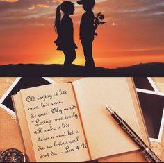 #love #relationship #quote #luvabhi #luv4u #onelifeonelove http://ift.tt/1ImJJb5