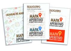 Mapa Aperitivo. Diseño de Imagen Institucional para el Concurso ¨Mapa Aperitivo¨ de la empresa Campari