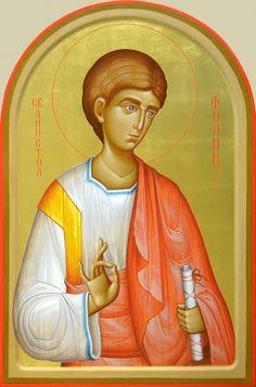 Toma by Dragan Jovanovic Paint Icon, Byzantine Icons, Orthodox Icons, Roman Catholic, Christ, Oriental, Artwork, Painting, Children
