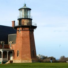The 30 Most Beautiful Lighthouses in America- BLOCK ISLAND SOUTHEAST LIGHT, RHODE ISLAND
