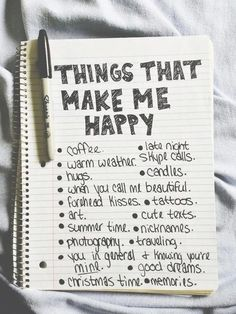Imagen de happy, things, and coffee