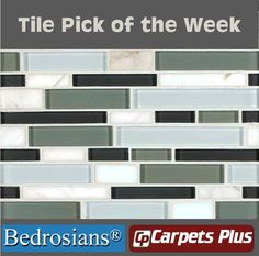 Tiffany Gl And Stone Mosaic Tile Various Size Strips Sticks Of White Marble Glossy