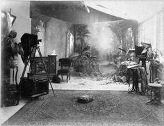 Stafhell & Kleingrothe photo studio, Netherlands, 1898.