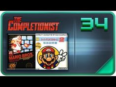 All Starred Up: Super Mario Brothers And The Lost Levels - The Completionist Episode 34 - YouTube