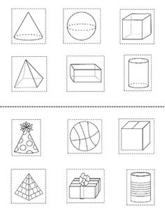 Shape Activity {My Shapes Mini-Book} {Common Core Aligned Shape Fun} Math Classroom, Kindergarten Activities, 3d Shapes Activities, Shape Books, Common Core Math, Writing Skills, Teaching Art, Mini Books, 3 D