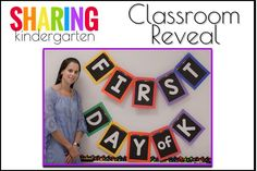 You guys have asked for it so I am going to answer all the question about preparing for Kindergarten with these easy classroom set up tips.