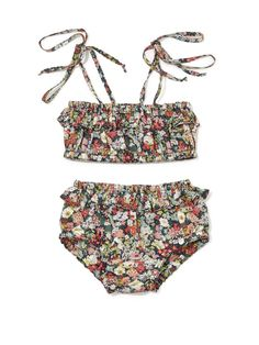 a399d3ca9b swim and sunsuit in liberty of london floral