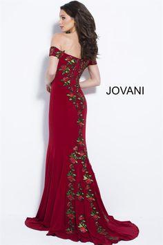 Jovani 59695-Formal Approach Prom Dress