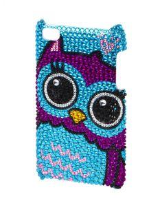 Bling Owl Tech Case 4 | Girls Tech Accessories Beauty, Room & Tech | Shop Justice